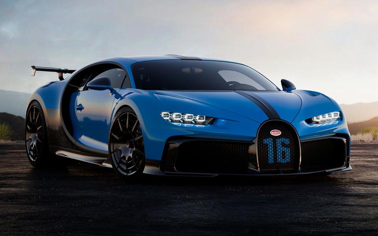 A Bugatti Chiron Pur Sport gyártása sem kezdődött még meg, de az idei év végére tervezik