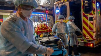 Kína titokban tartotta a járvány valós méretét az USA hírszerzése szerint