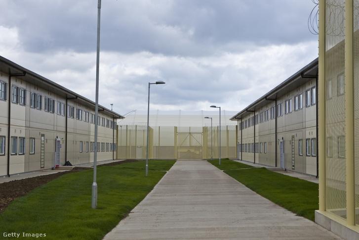 A a Cambridgeshire megyei Littlehey börtön