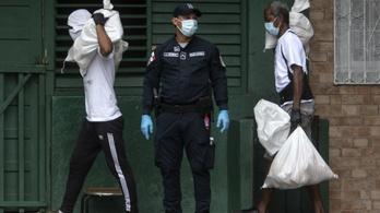 Panamában különválasztják a nőket és a férfiakat a járvány miatt