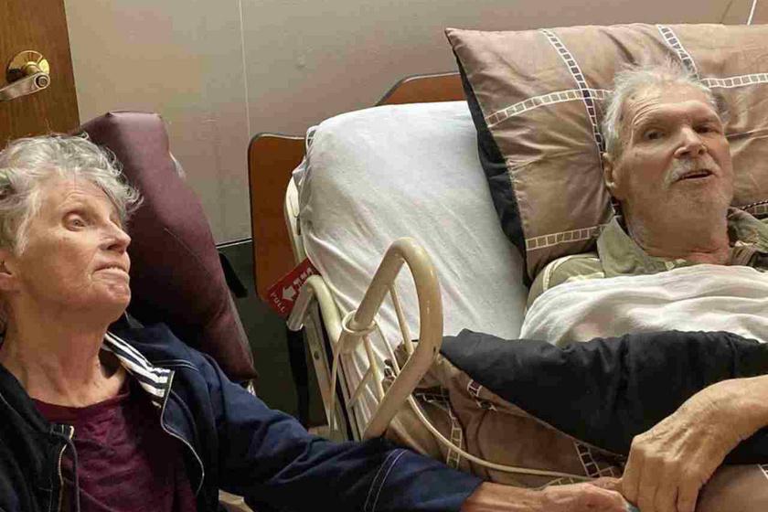 A hospice-ház dolgozói egymás mellé tolták Jack és Harriet Morrison ágyát, hogy 65 évnyi szerelem után utolsó perceiket is együtt tölthessék. Nem sokkal később mindketten elhunytak, néhány óra különbséggel.