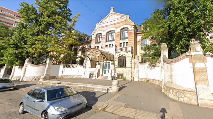 Semmelweis Egyetem Neurológiai Klinika a budapesti Balassa János utcában