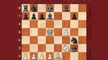Az első profi sakkozó 400 éve kiszúrta, hogy lehet védhetetlen matt