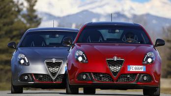 Az év végén búcsúzik az Alfa Romeo Giulietta