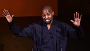 Kanye West gyerekkori festményeiről kiderült, hogy milliókat érnek
