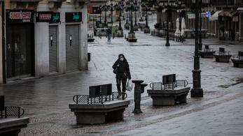 900 ezren váltak munkanélkülivé Spanyolországban az elmúlt hetekben