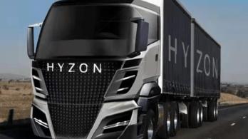 Új teherautó-gyártó érkezik, a Hyzon