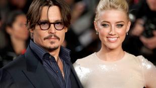 Amber Heard magánnyomozót bérelt fel Johnny Depp ellen, ami elég rosszul sült el