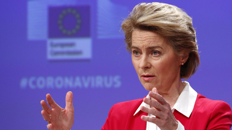 Von der Leyen: Kifejezetten aggódom a magyarországi helyzet miatt