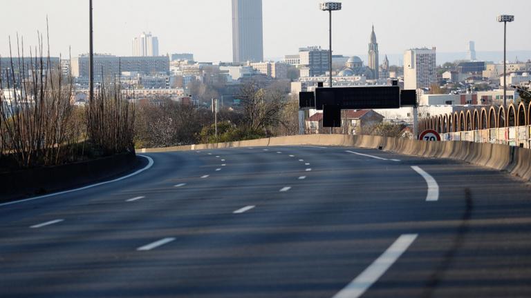 A húsvéti szünet miatt útzárakat telepítenek a francia autópályákra