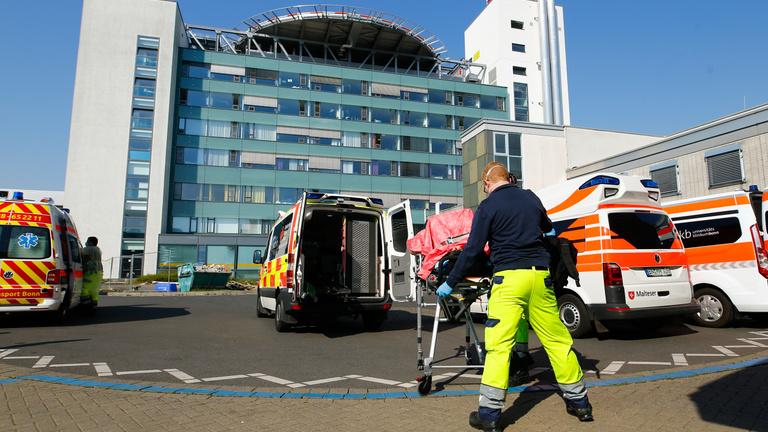 Németország már négy országból vesz át betegeket