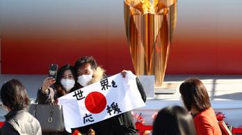 Egy hónapig Fukusimában őrzik az olimpiai lángot