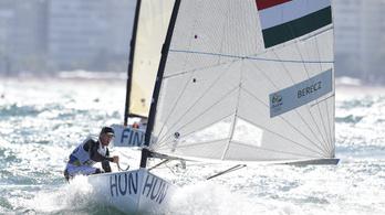 Berecz Zsombornak nem jött jól az olimpia elhalasztása