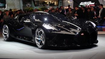 A világ tizenöt legdrágább új autója
