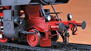 Makettek vasúti témában
