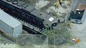 Szándékosan túlfutott a vonattal, hogy nekihajtson egy kórházhajónak