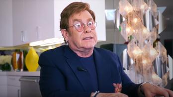 Nyolcmillió dollárt zenéltek össze Elton Johnék a koronavírus-koncerttel