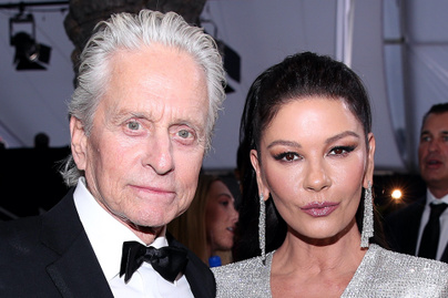 michael douglas catherine zeta jones cover