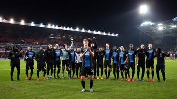 Lefújják a belga labdarúgó-bajnokság idei szezonját