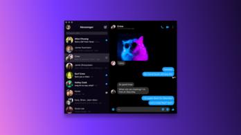 Asztali appot kapott a Facebook Messenger