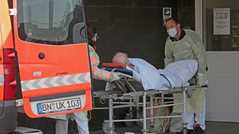 Koronavírus: összesen több mint ezer haláleset Németországban