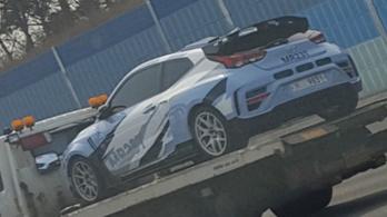 Újabb középmotoros Hyundai a láthatáron