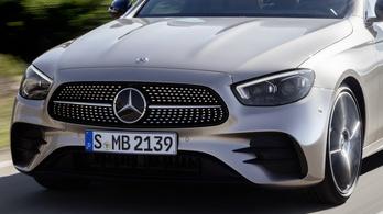 Óriási hitelt szerzett a Mercedes