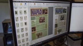 Félmillió oldalnyi újságcikkel bővült az Arcanum adatbázisa