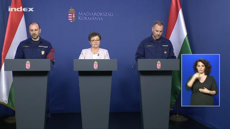 Kiugró-e a magyarországi halálozási arány? Az operatív törzs pénteki tájékoztatója