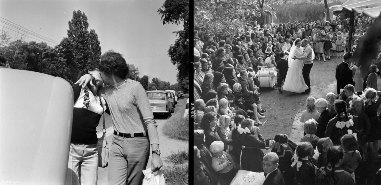 Szerelem, 1976.; Falusi esküvő, 1966.