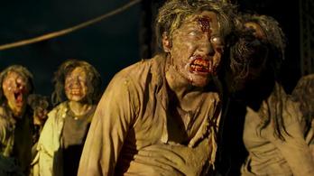 A világból semmi nem maradt, mindenki a zombiktól retteg