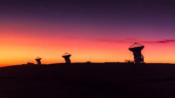 Teljesen lezárták a chilei ALMA teleszkóphálózatot is a járvány miatt