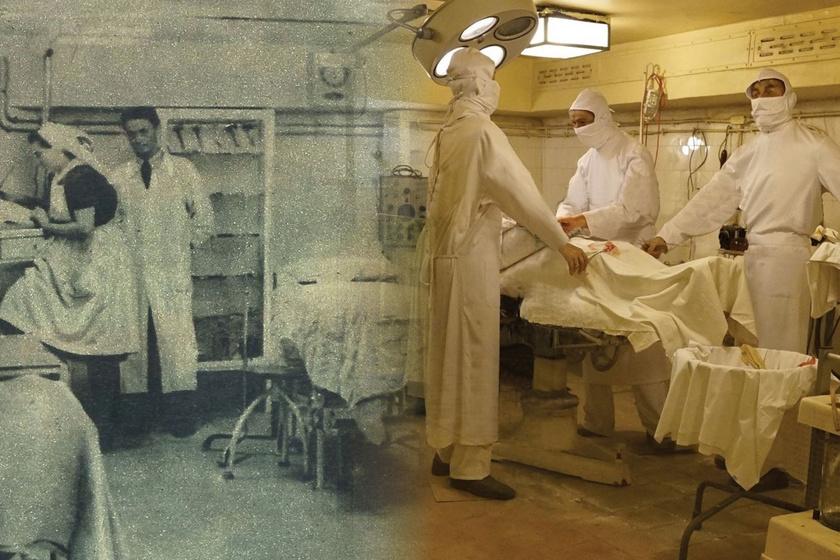 A föld alatti Sziklakórház megrázó története: a járatokból folyosó, a barlangtermekből szobák lettek