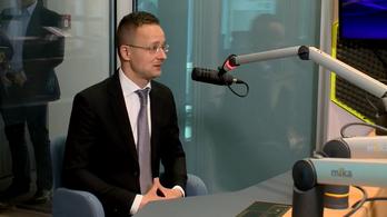 Szijjártó: Szégyen lenne, ha most szavaznának a Fideszről a Néppártban