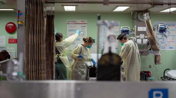 Koronavírus: egy nap alatt 1500-nál több amerikai áldozat