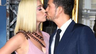 Furcsa módját választották Katy Perryék gyermekük nemének bejelentéséhez