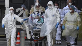 2 ezerről 23 ezerre ugrott a napi fertőzések száma a franciáknál, de csak adminisztratív okból