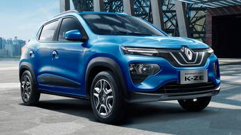 Európába jön a Renault olcsó villany crossovere