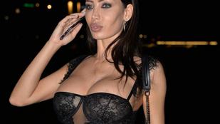 Meztelenkedéssel és híres sportolókkal építi karrierjét ez a szerb glamour-modell