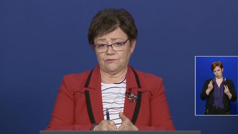 Müller Cecília sajnálatosnak tartja, amit az Uzsoki kórház főnővére tett