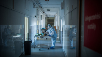 Kompenzálják a kórházak járvány miatt kieső bevételeit