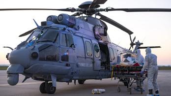 A francia hadsereg 600 katonája koronavírusos lett