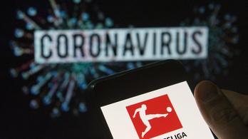 Tucatnál is több német futballklubot a csőd fenyeget