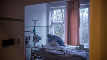 Minden nyolcadik regisztrált magyar fertőzött egészségügyi dolgozó