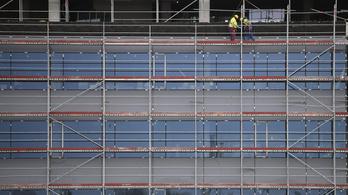 Napról napra romlik az építőipar helyzete, baljós előjelek vannak