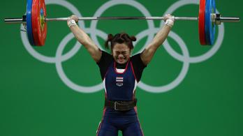 A thaiföldi és malajziai súlyemelőket kizárták a tokiói olimpiáról