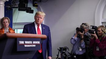 Trump: Sok halott lesz a következő két hétben
