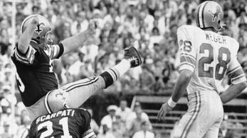 Meghalt a koronavírus miatt a lábujjak nélkül történelmet író NFL-legenda