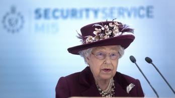 Gyászt és szenvedést ígér II. Erzsébet