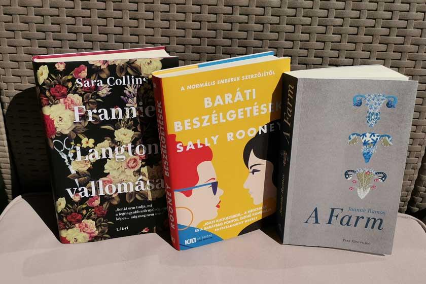 5 kihagyhatatlan könyv a tavaszi újdonságok közül - Ajándéknak is ideálisak